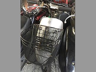 藤沢市/神奈川県で原付 スズキ レッツ4を無料引き取りと廃車しました