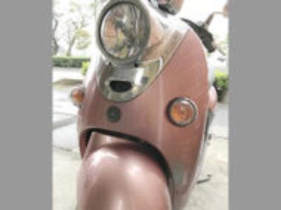 東村山市でヤマハ ビーノDX(ピンク)を無料で引き取りと処分