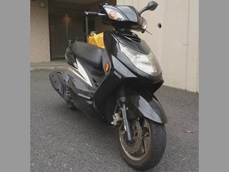 千葉県成田市加良部6丁目で無料で引き取りしたヤマハ シグナスX ブラック
