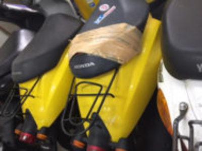 世田谷区下馬でホンダ トゥデイ(黄色) 2台を無料で引き取り処分