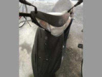 川崎市中原区上平間でスズキ アドレスV50(ブラック)を無料引き取り処分