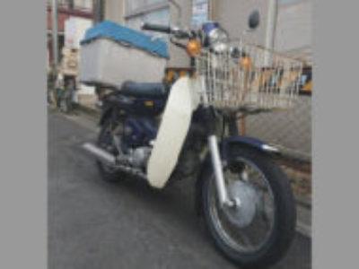 練馬区練馬1丁目でヤマハ ニュースメイト90 ブルーを無料引き取り処分
