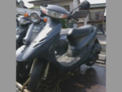 太田市鳥山上町のホンダ ライブDio SR グレーを無料で引き取り処分