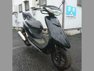 千葉県船橋市丸山3丁目で無料で引き取りしたヤマハ JOG ZR 黒色