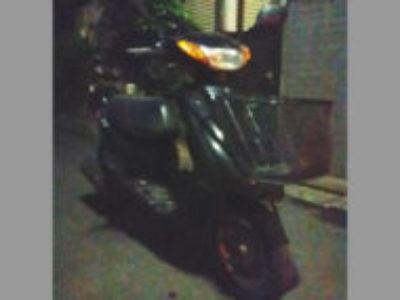 杉並区下高井戸5丁目でヤマハ JOG2スト 前カゴ付 ブラックを無料引き取り