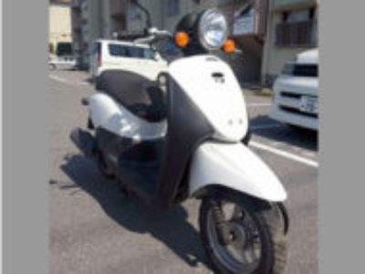 宇都宮市下栗町で原付バイク ホンダ トゥディ/PGMI 白を無料引き取り処分