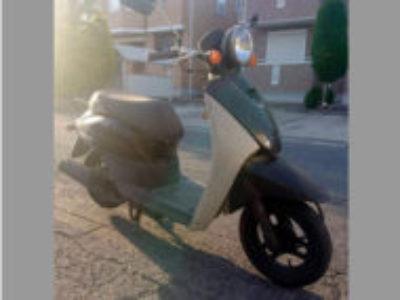 小山市西城南5丁目でバイクのトゥディF ヘビーグレーメタリック-Uを無料引き取り