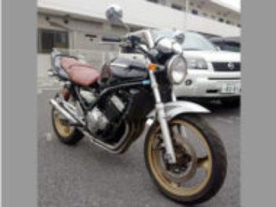 横浜市鶴見区北寺尾5丁目で250ccバイク バリオス 黒色を無料引き取り処分