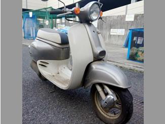 東京都東久留米市南沢5丁目で無料で引き取りしたホンダ ジョルノ2サイクル シルバー&白