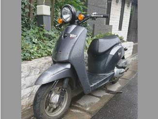 渋谷区恵比寿3丁目で無料で引き取りしたホンダ トゥデイ トーラスグレーメタリック色