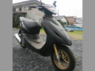 栃木市柳橋町のホンダ Dio Z4 ブラックを無料で引き取り処分