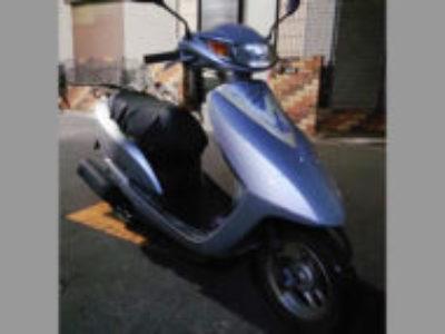 葛飾区白鳥4丁目のホンダ Dio 4サイクル ライトブルーを無料で引き取り