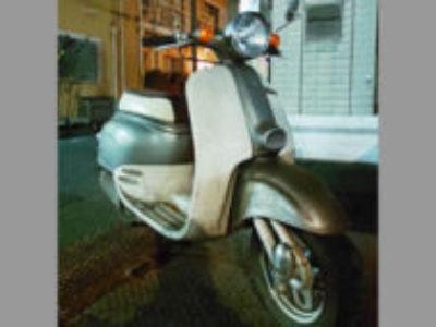 世田谷区世田谷4丁目のホンダ ジョルノ(AF24) 白&シルバーを無料で引き取り処分