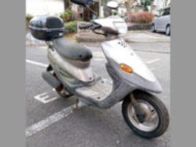 藤沢市大庭のヤマハ BJ シルバー リアボックス付きを無料で引き取り