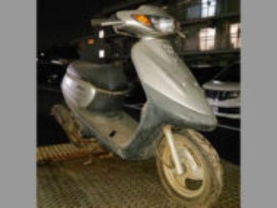 昭島市美堀町5丁目でヤマハ JOG2スト シルバーを無料引き取りと処分