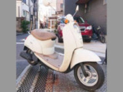 江戸川区平井6丁目のホンダ クレアスクーピー ベージュを無料で引き取り処分