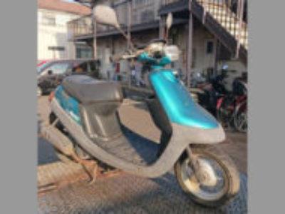 綾瀬市上土棚南1丁目で原付バイクのヤマハ JOG アプリオを無料引き取り処分