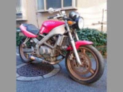 川崎市中原区丸子通1丁目で250ccバイクのホンダ VT250を無料で引き取りと廃車