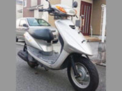 八王子市石川町で原付バイクのヤマハ JOG(SA39J)を無料で引き取りと処分