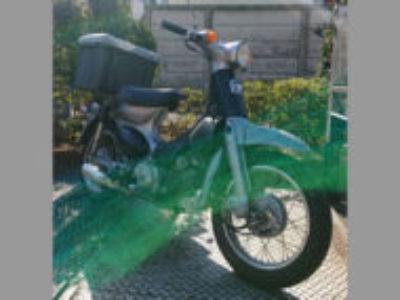 江東区亀戸3丁目で原付バイクのホンダ リトルカブを無料で引き取りと廃車
