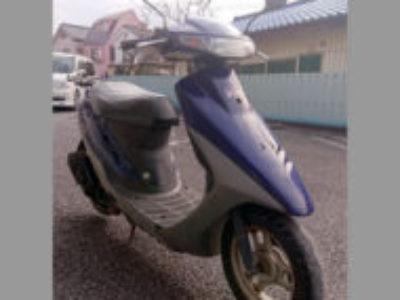 さいたま市桜区下大久保で原付バイクのスーパーDio ブルーを無料引き取りと処分