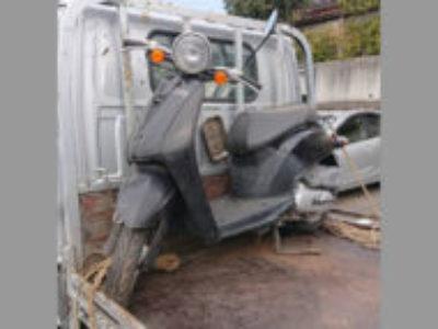 横浜市都筑区牛久保2丁目のホンダ トゥデイ ブラックを無料引き取りと廃車