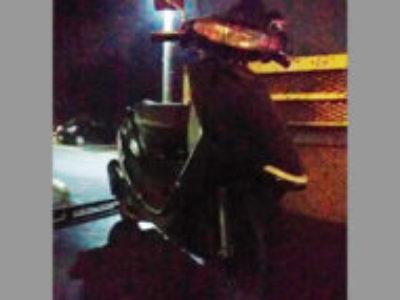所沢市荒幡のヤマハ アクシス90 ブラックを無料で引き取りと廃車