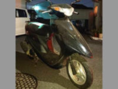 青梅市末広町2丁目で原付バイクのスズキ アドレスV50 ブラックを無料で引き取り