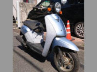 品川区西大井5丁目で原付バイクのホンダ トゥデイを無料で引き取り処分