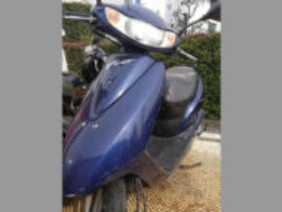 杉並区天沼3丁目で原付バイクのDioを無料で引き取りと処分