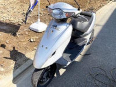 足立区古千谷本町1丁目の原付バイク スマートDioを無料で引き取りと処分