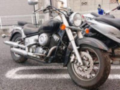足利市福居町のドラッグスター クラシック 400 ブラックを無料で引き取り