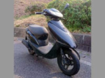 横浜市青葉区鴨志田町でホンダ Dio FI ブラックを無料で引き取り