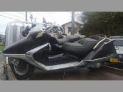 三浦市南下浦町で大型バイクのCB750とフュージョンSEを無料で引き取りと処分