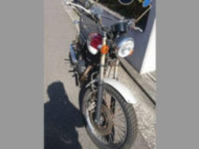 横浜市都筑区勝田南2丁目のカワサキ 250TRを無料で引き取り