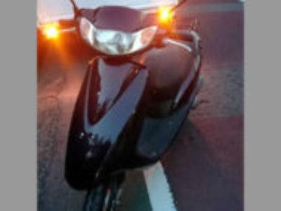 狛江市西野川4丁目で原付バイクのDio/AF68を無料で引き取りと処分