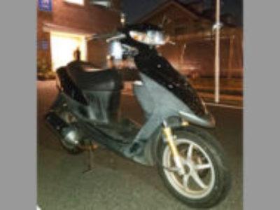 船橋市本中山3丁目で原付バイクのZZを無料で引き取りと廃車