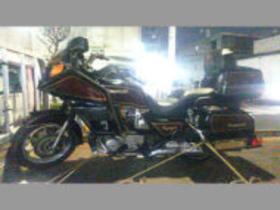 足立区鹿浜6丁目の大型バイクのZN1300ボイジャーを無料で引き取り処分と廃車