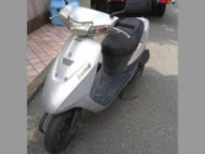藤沢市鵠沼海岸7丁目の原付バイク レッツ2を無料で引き取り処分と廃車