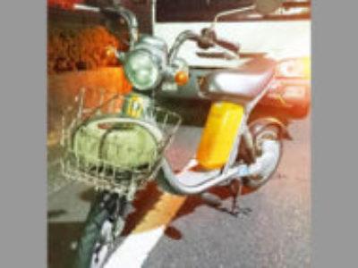 板橋区四葉1丁目で電動バイクのパッソルを無料で引き取り