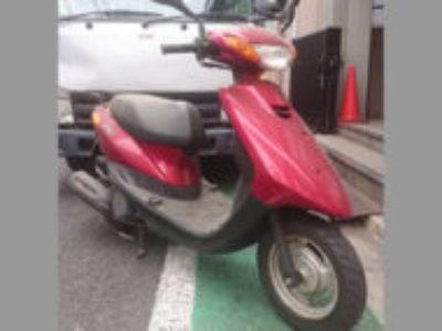 新宿区中落合2丁目の原付バイク JOGを無料引き取りと廃車