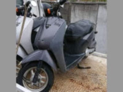 八王子市散田町3丁目の原付バイク  ホンダ トゥデイを無料引き取りと処分