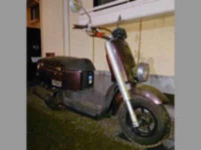 千葉市花見川区畑町の原付バイク VOX デラックスを無料で引き取り処分