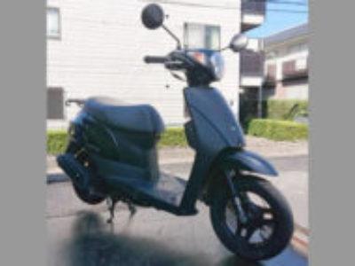 草加市吉町3丁目の原付バイク レッツ/4サイクル を引き取りと廃車