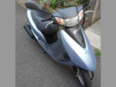 春日部市栄町1丁目で原付バイクのDio/AF62を無料で引き取りと廃車