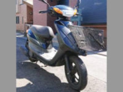 朝霞市根岸台1丁目の原付バイク JOG FI DXを無料で引き取り
