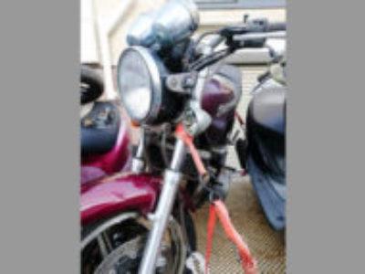 八王子市打越町の400ccバイク ゼファー400を無料で引き取りと廃車