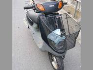 渋谷区本町で無料で引き取り処分と廃車手続き代行をした原付バイクのホンダ ジョルノ DX