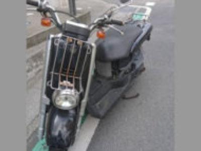 さいたま市桜区栄和2丁目の原付バイク VOX デラックスを無料で引き取り処分と廃車