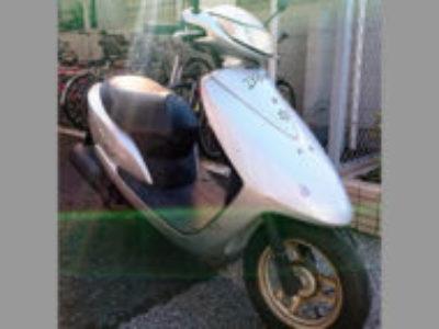 足立区一ツ家2丁目で原付バイクのDio/AF62を無料廃車と処分